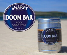Cask Ale Wholesaler Devon Doom Bar