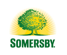 Cider Lager Beer Wholesaler Devon Somersby Logo