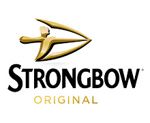 Cider Lager Beer Wholesaler Devon Strongbow Logo